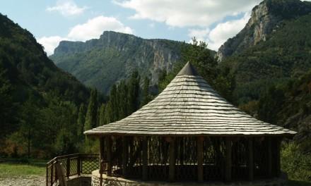 Burgui, pueblo de los oficios