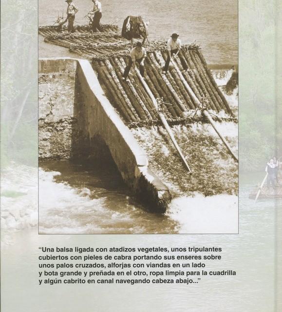 Libros Almadías por los Ríos de Navarra
