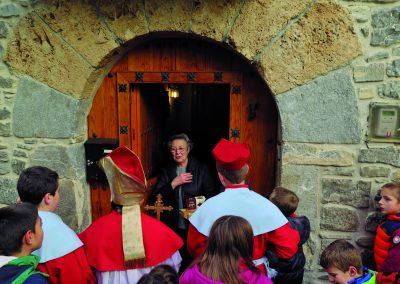Obispo de Burgui