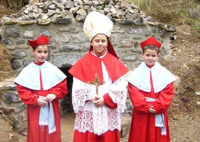Obispo de Burgui-calera